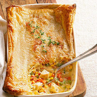 Make-It-Mine Pot Pie
