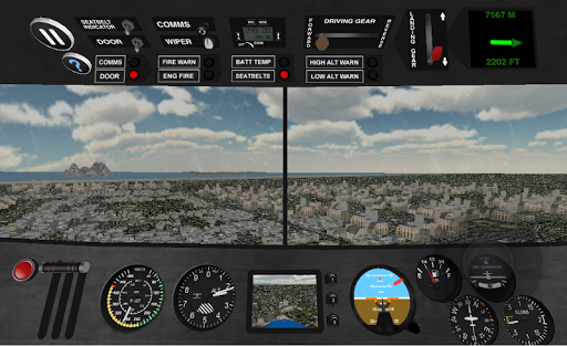 Airplane Pilot Sim 1.22 screenshots 7