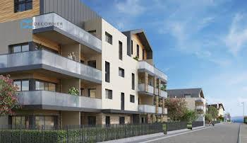Appartement 3 pièces 60,52 m2