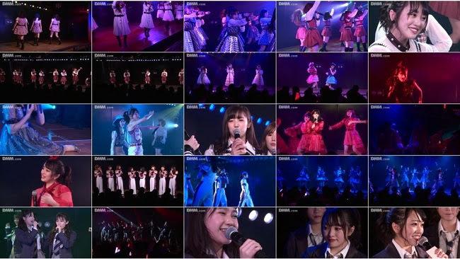 190301 (1080p) AKB48 岡部チームA 「目撃者」公演 向井地美音 生誕祭 DMM HD