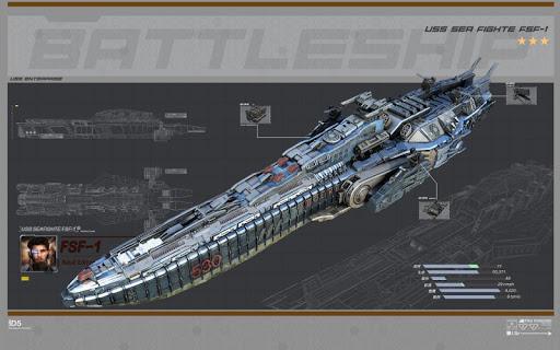 Sea Battle - Fleet Commander 1.0.10.1 screenshots 4