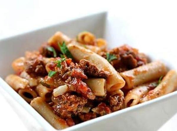 Jodie's Italian Sauce Recipe