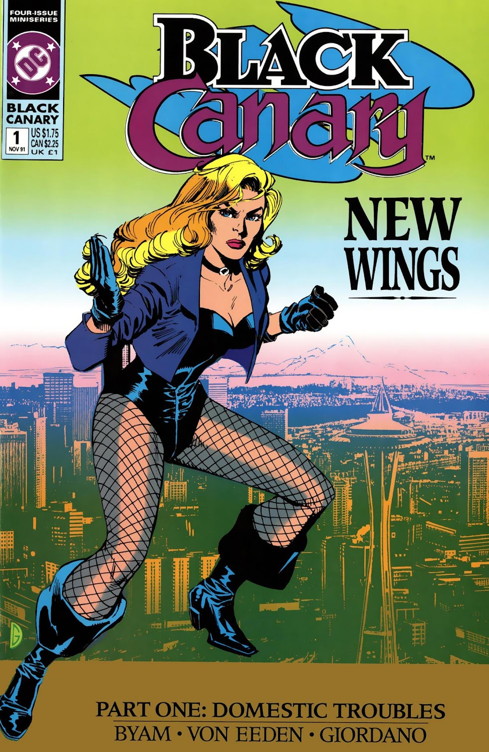 Black Canary (1991) - complete