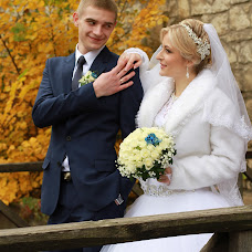 Wedding photographer Sergey Romashin (romashyn). Photo of 25.11.2015