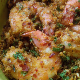 Sizzling Scampi-Style Chile Garlic Shrimp
