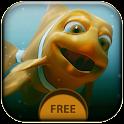 Fish 3D Live WAllpaper icon