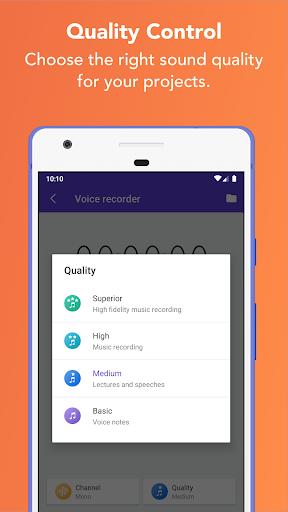 Music Editor - MP3 Cutter and Ringtone Maker 5.3.1 8