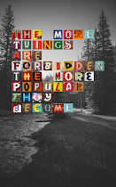Touch Typography - screenshot thumbnail 09