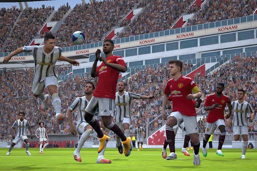 eFootball PES 2021 apkdebit screenshots 2