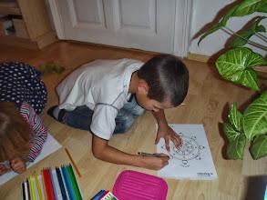 Photo: Kreslení obrázků - drawing pictures