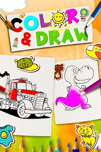 Color & Draw - Doodle Paint - náhled