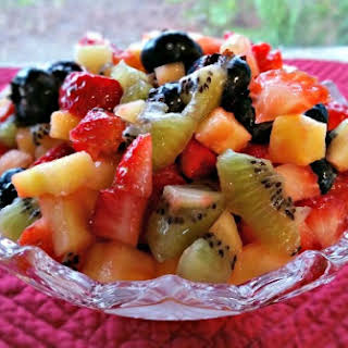 Fruit Salsa.