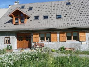 Photo: La Grange St-Antoine - Altitude 1630 m - Façade Ouest