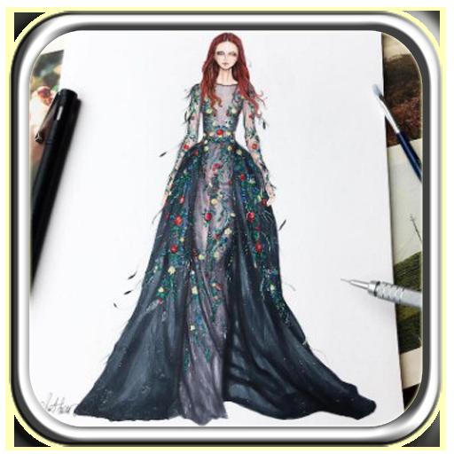 How to Draw a Dress (app)