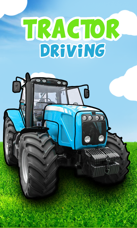 tractor games for kids screenshot
