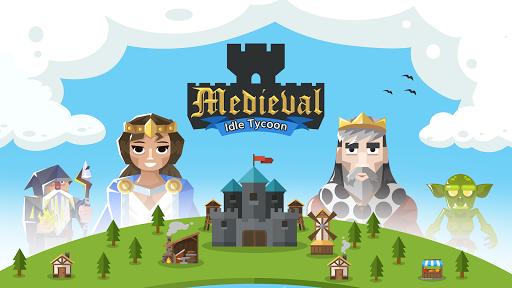 Medieval: Idle Tycoon - Idle Clicker Tycoon Game apktram screenshots 9