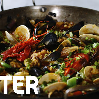 Make Jamie Bissonnette's Go-To Paella at Home
