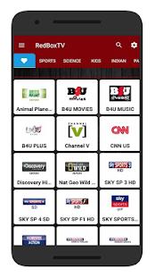 RedBox TV - náhled