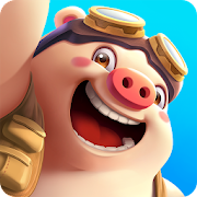 Piggy GO - Around The World icon
