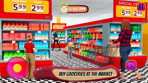 Virtual Mother Life Simulator screenshot 3