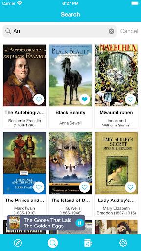 Listen to Audio Books screenshots 2