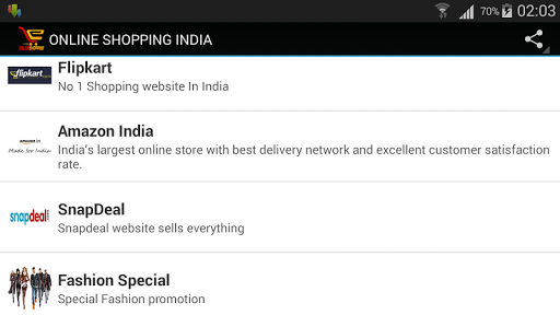 Online Shopping India screenshot 11