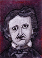 Photo: Edgar Allan Poe.