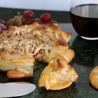 Baked Brie Appetizer.