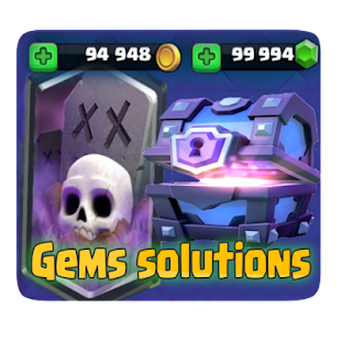 Tricks: Free Gems For Clash Royale - náhled