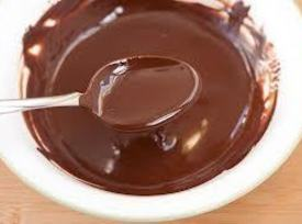 Prepare CHOCOLATE TOPPING:Place 2 cups chocolate chips and the shortening in small microwaveable bowl....