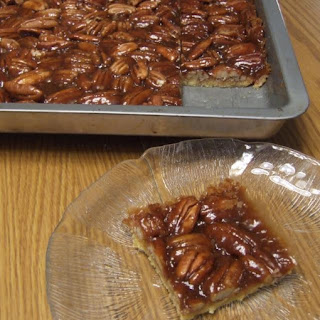 Caramel Pecan Bars