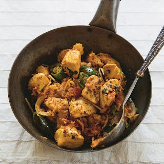 Karhai Ginger Chicken