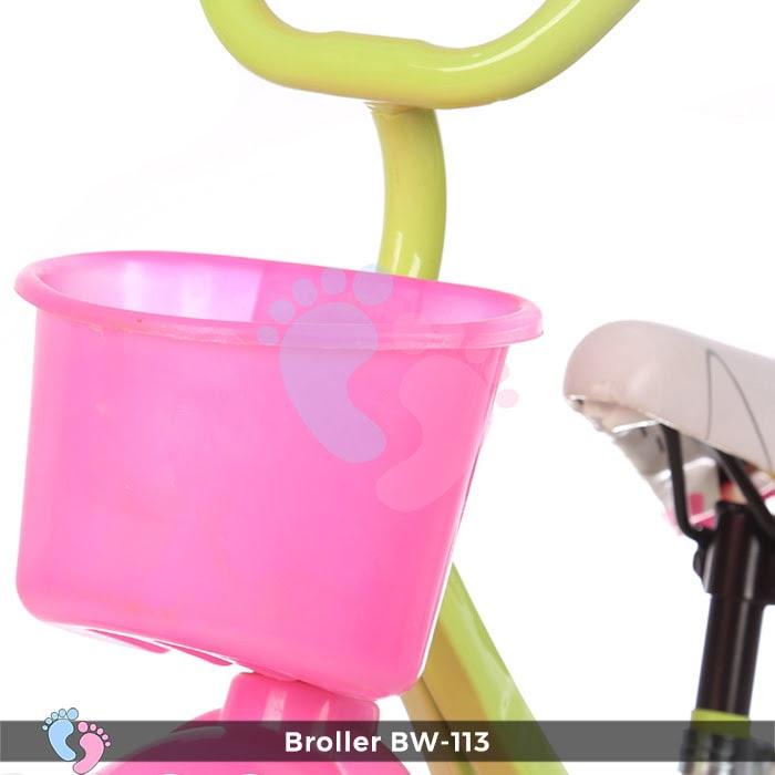 Xe đạp ba bánh Broller XD3-113 7