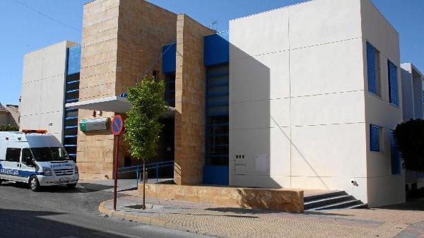 Centro de Salud de Vera.