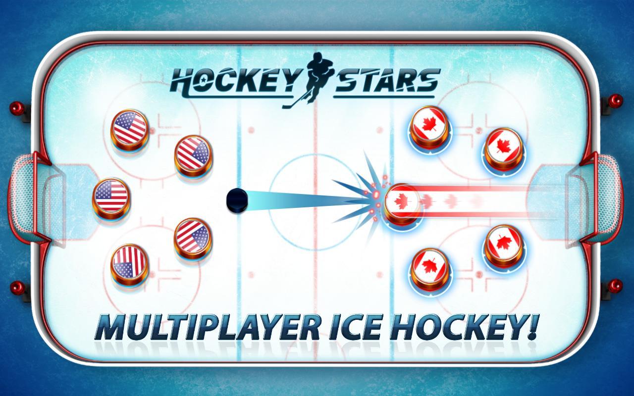 Hockey Stars screenshot #1