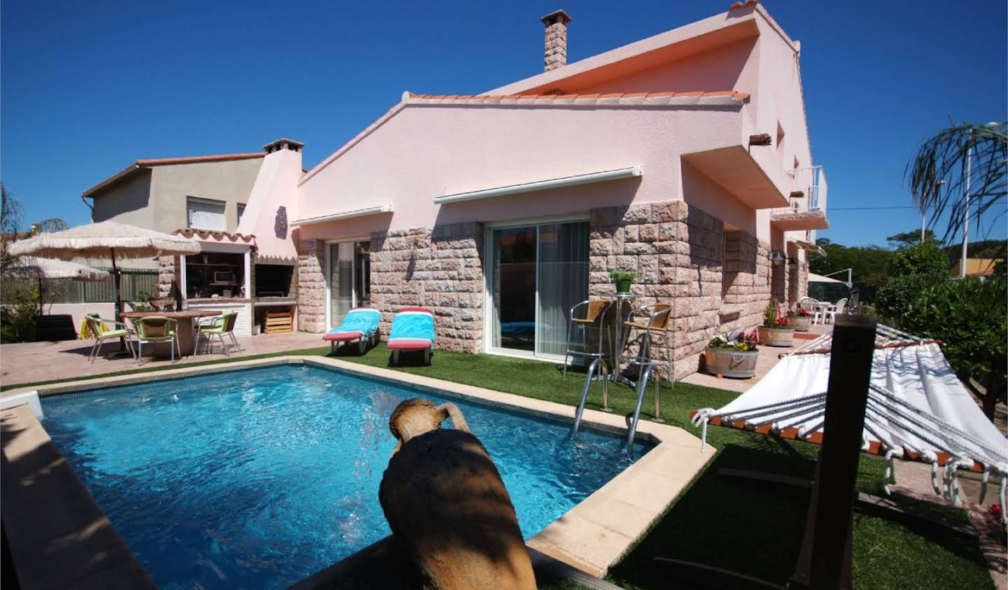 House with pool and garden Canet-en-Roussillon