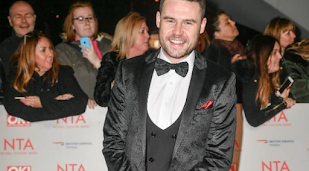 Danny Miller hoping for Twitter calm after Robron reunion