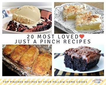 20 Most Loved Just A Pinch Recipes