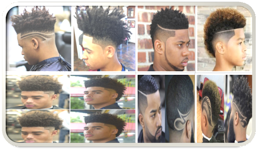 Black Men Hairstyles - náhled