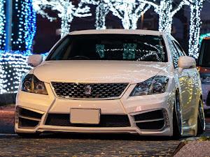 クラウンアスリート GRS200 のカスタム事例画像 243ka【不Jun Style】さんの2020年12月29日23:12の投稿