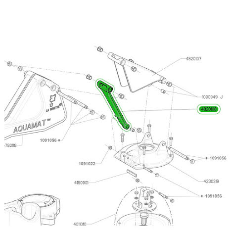 Stag 4820108 Aquamat
