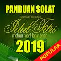 Panduan Solat Hari Raya Aidil Fitri 2019 icon