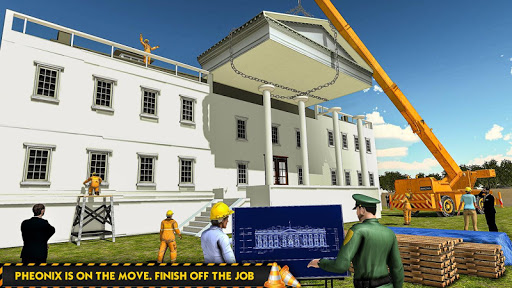 White House Building Construction Games City Build 1.0.5 screenshots 1