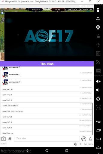 AOE trực tiếp - AoeVN|玩媒體與影片App免費|玩APPs