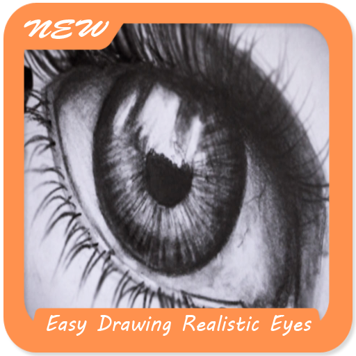Easy Drawing Realistic Eyes
