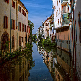 Padova,Italy by Darko Kordic - City,  Street & Park  Historic Districts