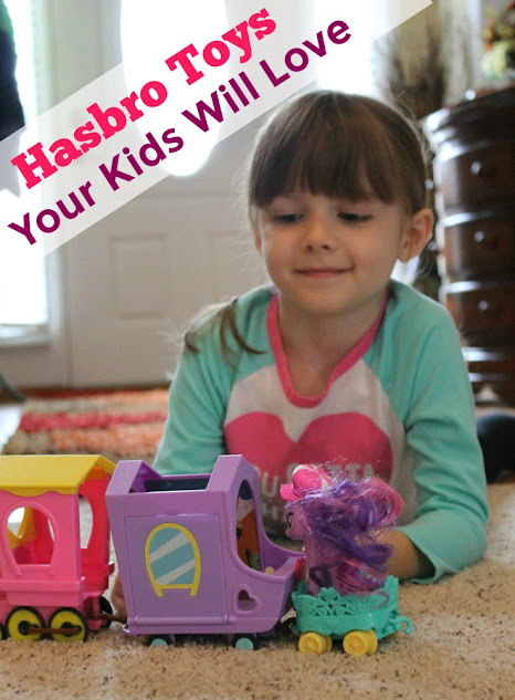 3 Hasbro toys your kids will love - including My Little Pony, Disney Elena of Avalor, and Transformers!