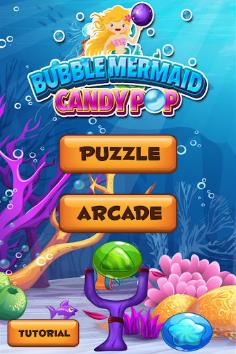 Mermaid Bubble Candy Pop FREE
