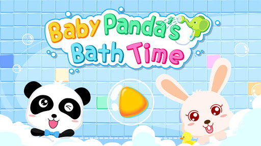 Baby Panda's Bath Time apkpoly screenshots 5