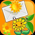 Sunflowers Live Widget icon